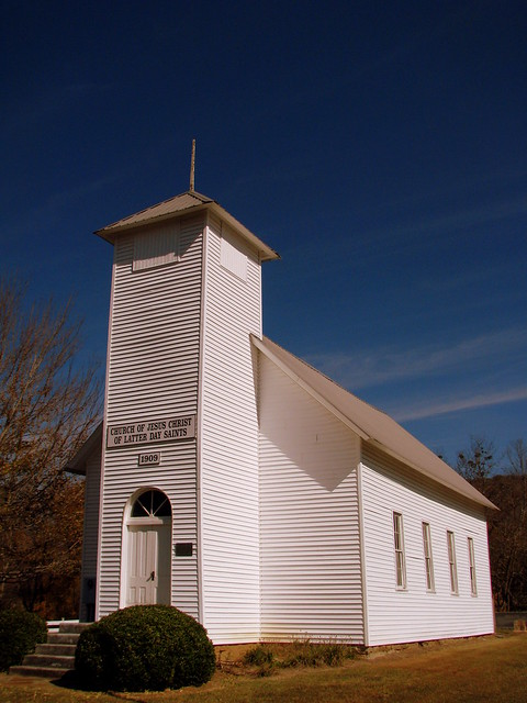 Northcutt Cove Chapel Mormon Church