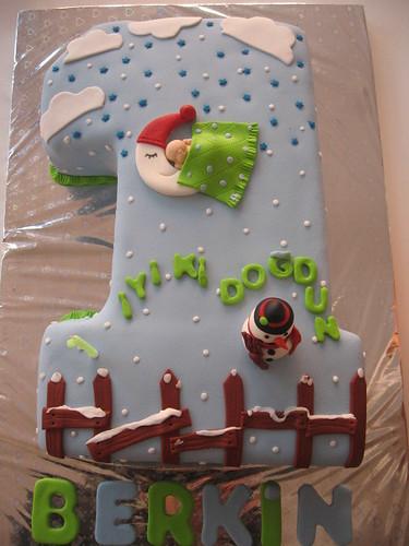 Tasarim doğum günü pastalari