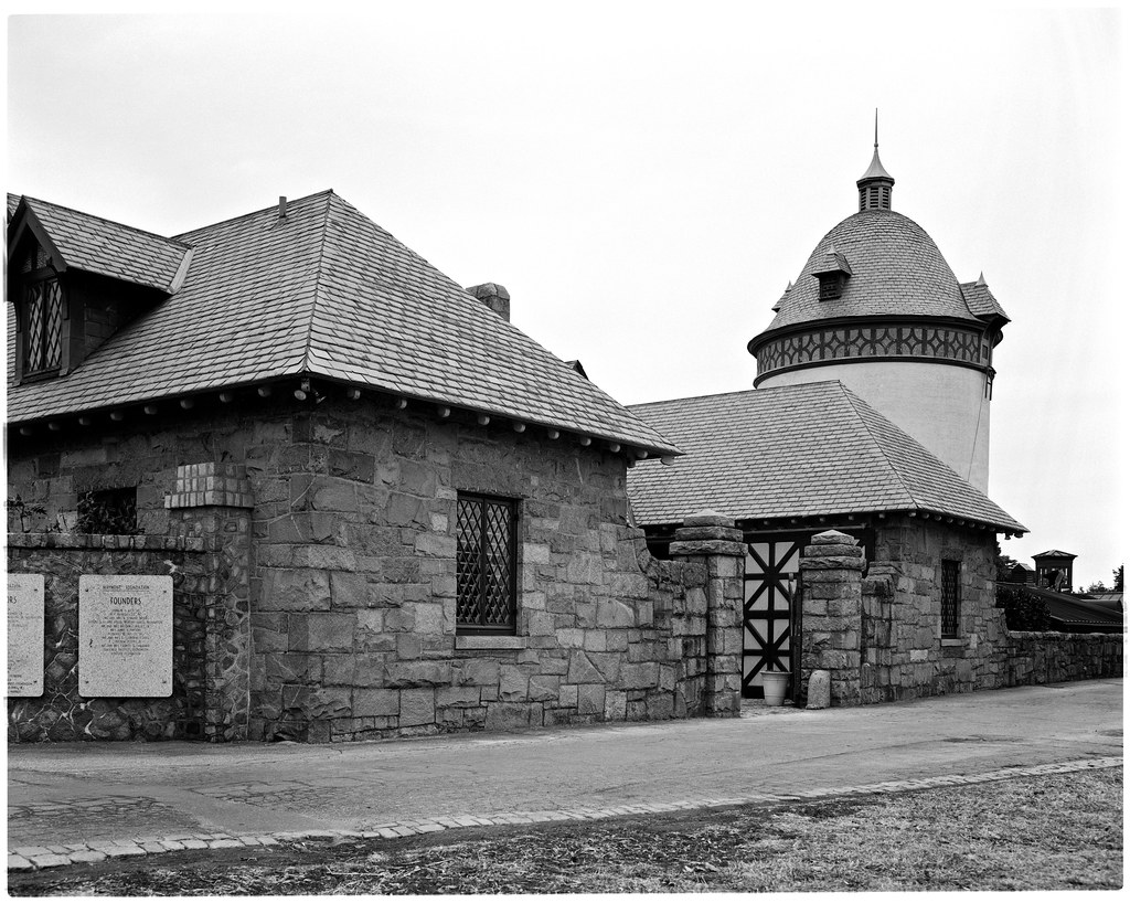 carriage house at Maymont