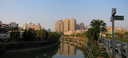 Love River (Viewed From Longhua Bridge)