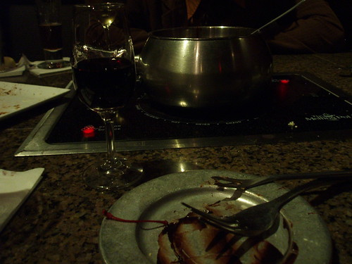 Melting pot - dessert