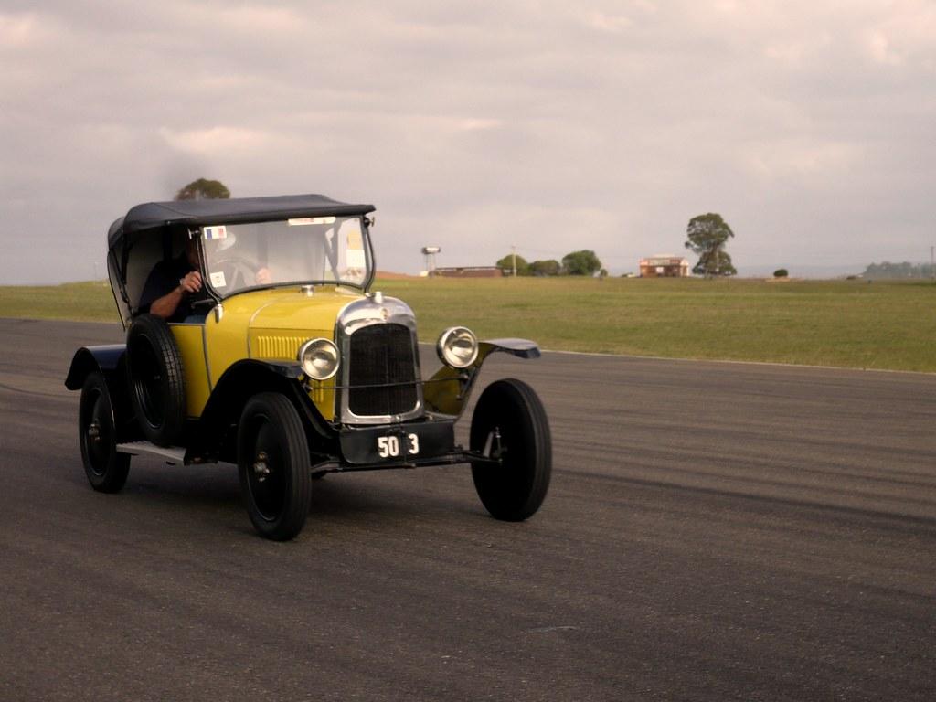 Road Testing Australia's Motoring History