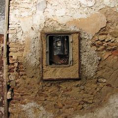 Electricity (MastaBaba) Tags: street wall morocco fez faz fas 20101227
