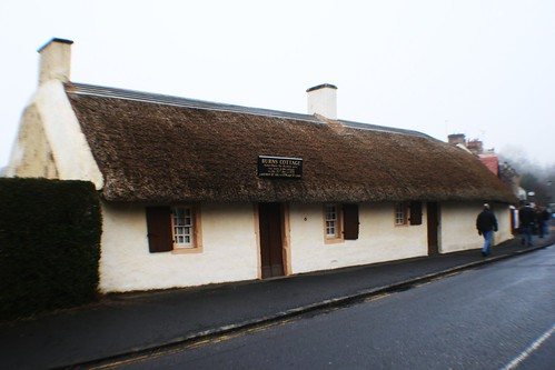 Burns Birthplace Museum