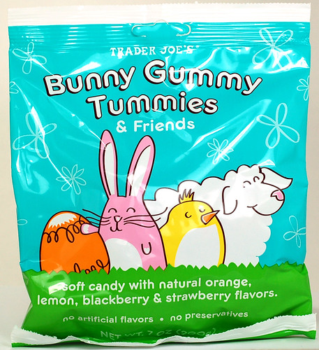 Trader Joe's Bunny Gummy Tummies & Friends