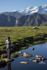 Monte Rosa (blaise3d) Tags: monte rosa alpe pizzo valsesia piode lago arco alpino alpi alps quattromila riflesso reflection water high altitude pure clear sky
