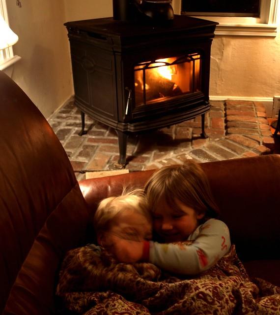 Fireplace 012
