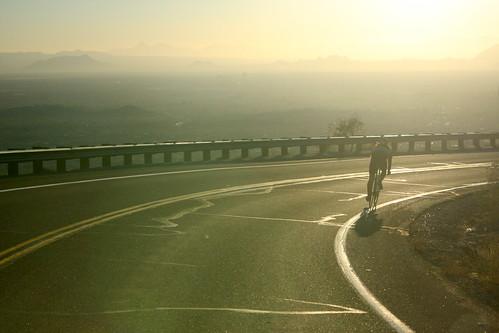 [フリー画像] 建築・建造物, 道路・線路, 自転車, アメリカ合衆国, 201011290700