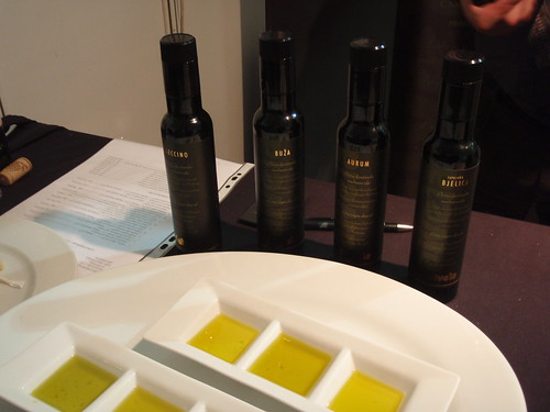 Monovarietal oils from Agroprodukt - Pula