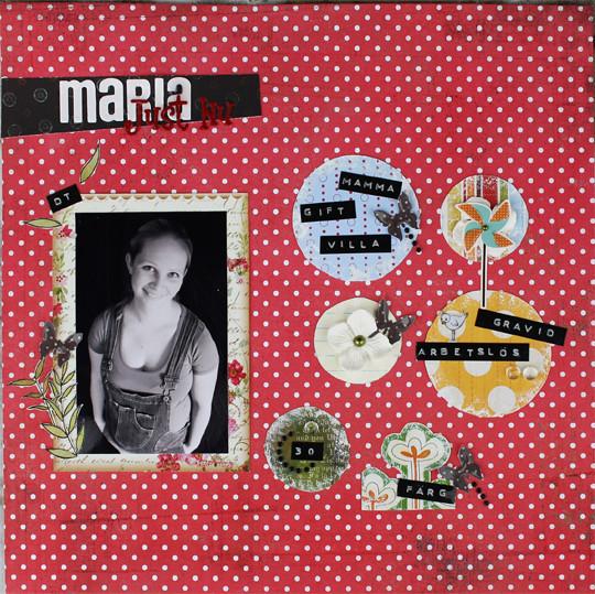 Maria Just Nu