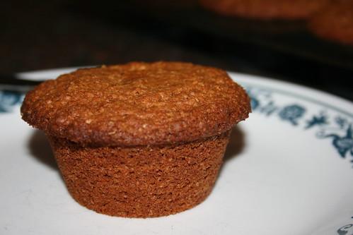 okara-bran muffins