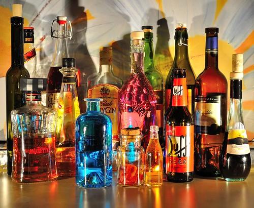 Flaschendisko