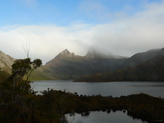 Winter on Cradle Mountain 5