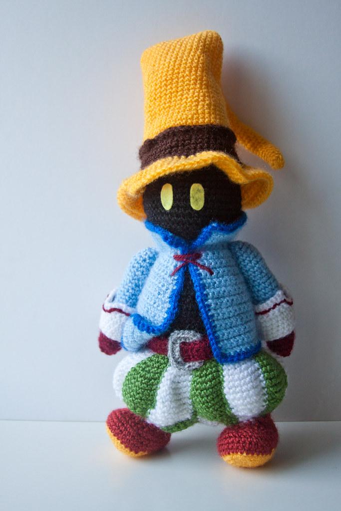 Amigurumi Vivi Free Patterns : The Worlds Best Photos of crochet and finalfantasy ...