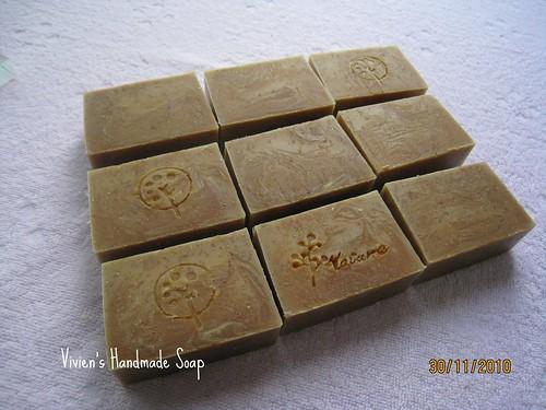 蜂蜜燕麥乳皂_秀如