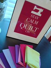 Stay Calm & Quilt On (KMQuilts) Tags: free solids quilting kona modernquilting avalanden staycalmandquiltonfreeprintable