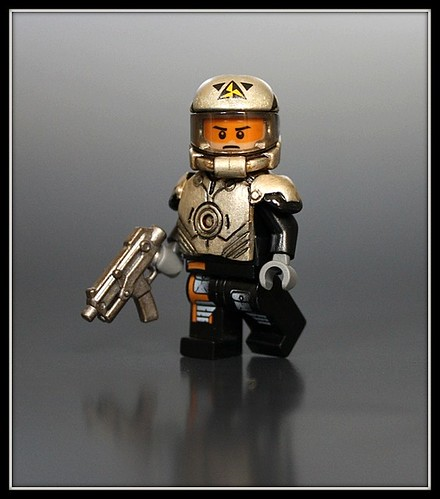 ARES: Galactic Trooper