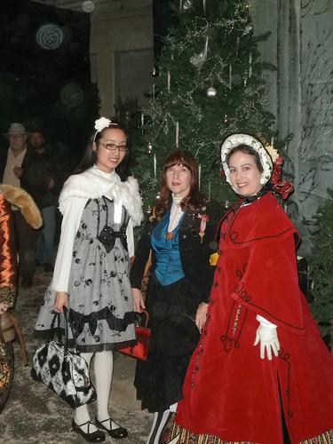 Dickens Fair December 2010