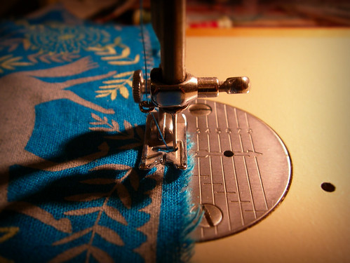 Day 187 - Sewing and Hemming