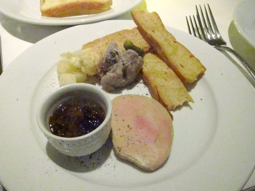 Foie Gras and Rillette