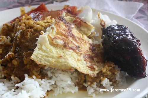 Tanjung Bungah Masjid Terapung Nasi Melayu - Jon 1