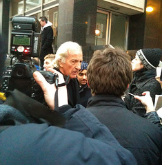 pilger (Nad) Tags: westminster court politics photographers press scandal bail journalist extradition johnpilger wikileaks julianassange