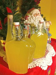 My Limoncello production for 2010 (Adjusted)