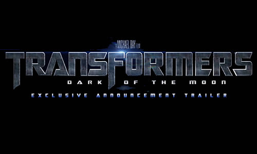 Transformers: Dark of the Moon Teaser Trailer
