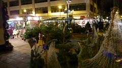 Chiswick Christmas Market Place (PaChambers) Tags: road trees west green london lumix high market panasonic christmastrees hounslow westlondon chiswick turnham w4 turnhamgreen chiswickhighroad tz7 tz8 zs1 tz6 zs3 tz9 tz10 zs7 zs5