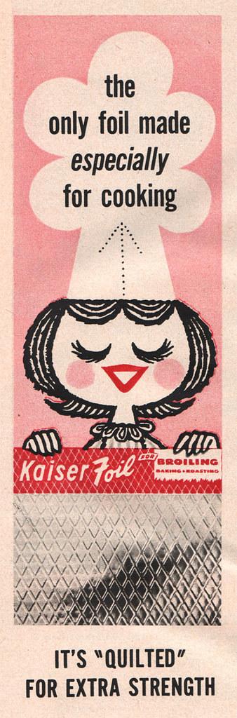 Kaiser Foil ad