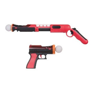 PS3 Move Combo Blaster Pack