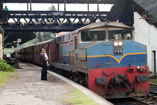 Class M4 Loco No.744 MLW Alco Bombardier