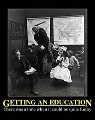 education (d h-j) Tags: pain education demotivator demotivate punishment