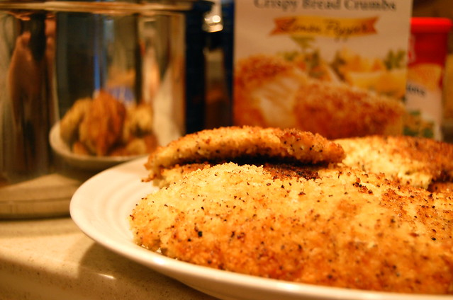 Lemon Pepper Panko!