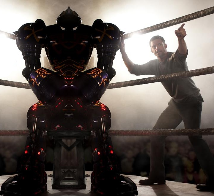 Real Steel 2011 Film