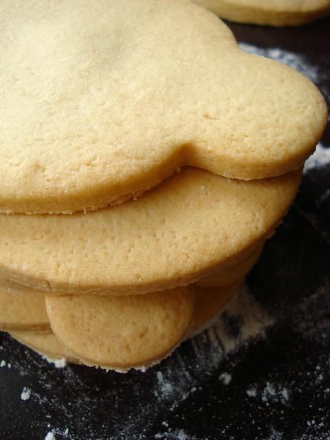 Peggy Porschen's vanilla sugar cookie