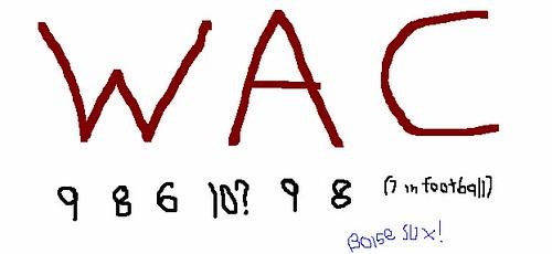 New WAC Logo