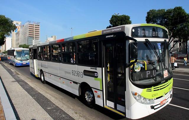 Onibus no Rio