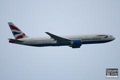 G-VIIG - 27489 - British Airways - Boeing 777-236ER - 101212 - Heathrow - Steven Gray - IMG_6695