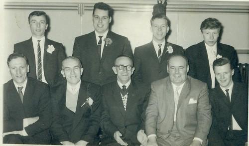 Charlie Buddo, 1956