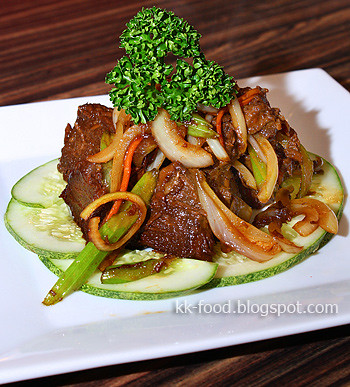 Beef-with-Sweet-Sauce