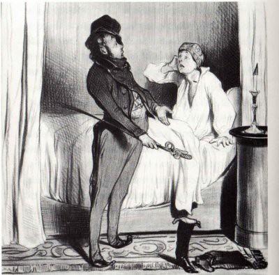 10l15 Daumier ilustra Arte deudas Balzac
