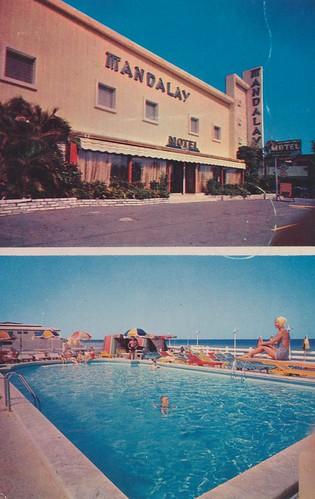 Mandalay Motel - Miami Beach, Florida