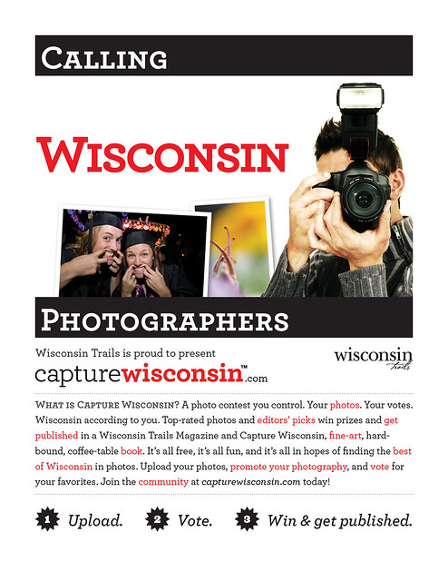Calling Wisconsin Photographers