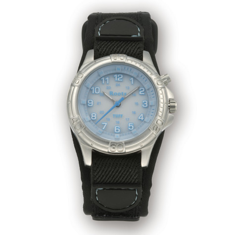 Women's Small Tuff the Rock Watch in Blue