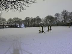 Manchester snow