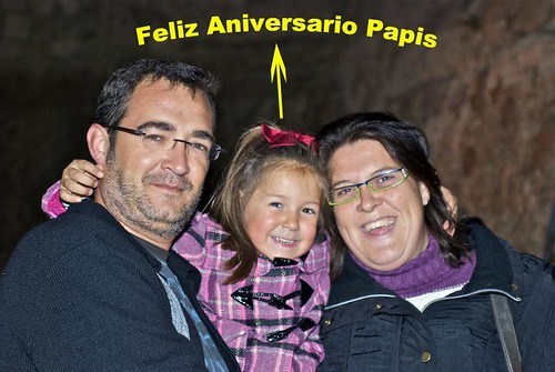 Feiz Aniversario Papis