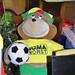 De wereld van F.C. De Kampioenen: opbouw tentoonstelling