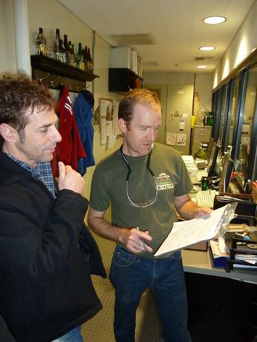 Ron Silberstein and Scott Jennings