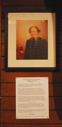 Lt. Matthew Fontaine Maury